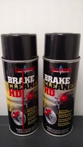 Brake Clean Cans