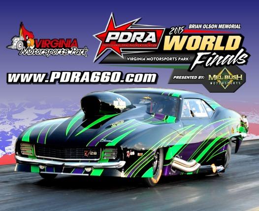 PDRA world finals 43