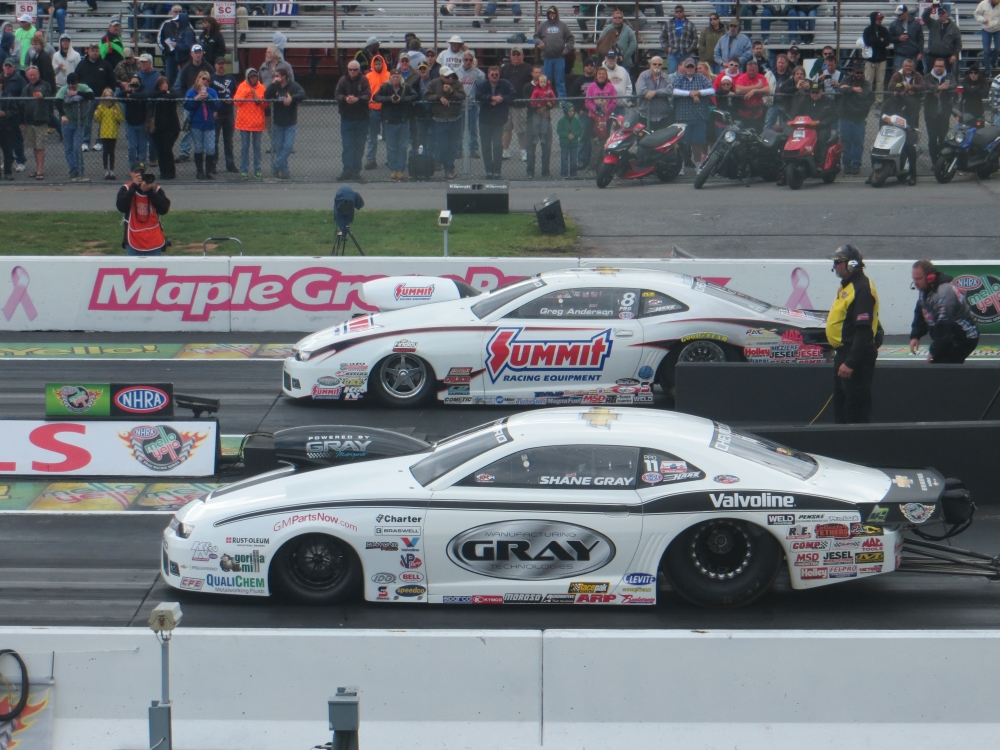 Gray Motorsports Looks For It All To Come Together At Maple Grove