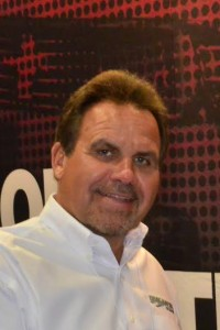 Drag Racing Edge Advertising Director Brett Underwood