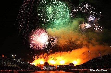 Fireworks at SMP