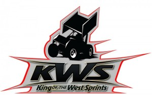 kings of the west sprints logo