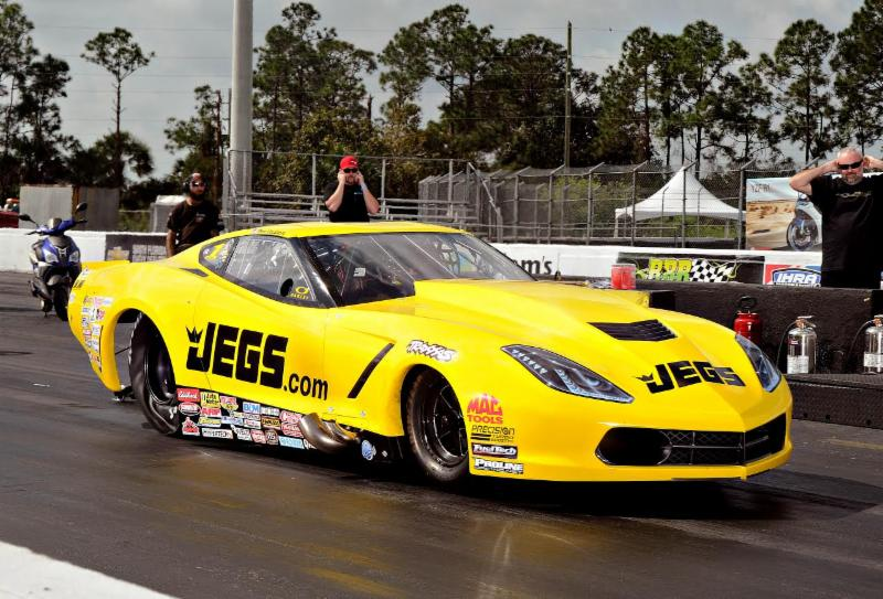 Reigning NHRA Pro Mod champion Troy Coughlin Sr. and his crew are testing at Palm Beach International Raceway this week and will race in the Bennett Auto Supply Real Pro Mod race at PBIR this weekend.