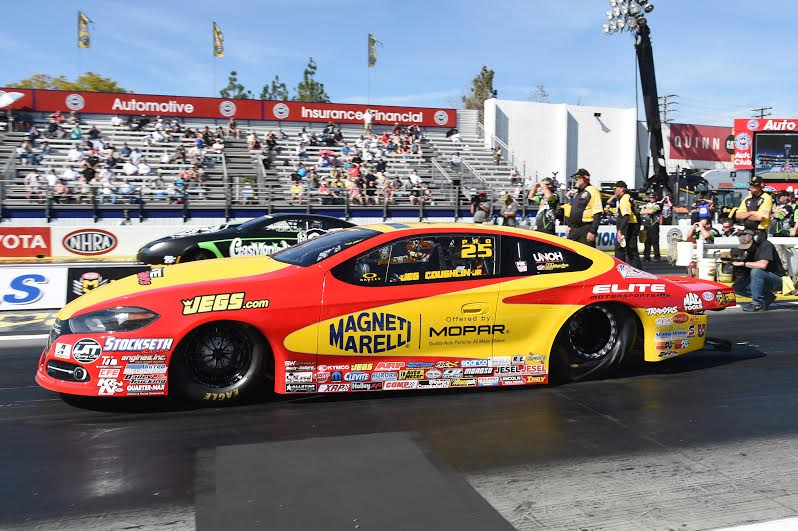 Jeg Coughlin Jr Off To A Fast Start With New Dodge Dart