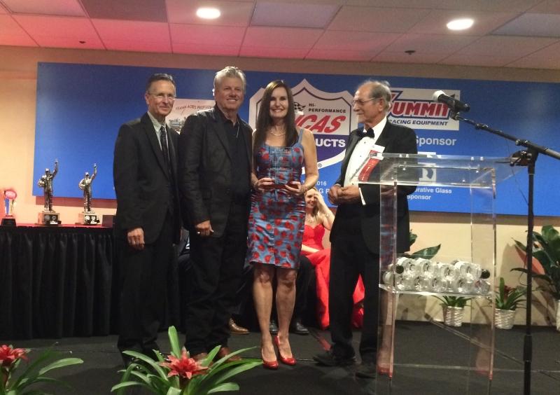 Laurie Force Pat Garlits Award 2