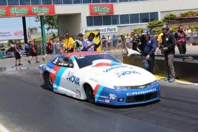 Fitness Level Has Pro Stock Star Shane Gray On Top Of His Game
