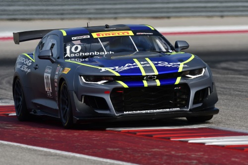 Lawson Aschenbach GTS SprintX