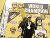 Brittany Force winner