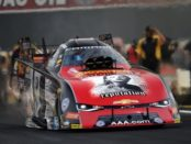 courtney force funny car