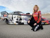 Courtney Force Swift car