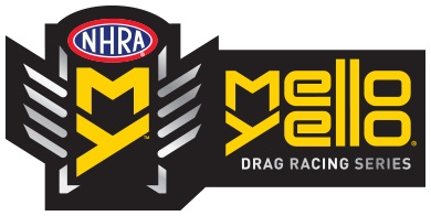 NHRA Mello Yello pts