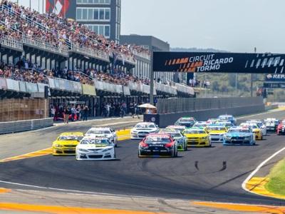 Nascar Whelen Euro Series Announces Record Setting Entry List