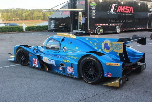 Alianza Motorsports