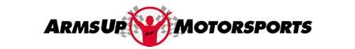 arm up motorsports logo