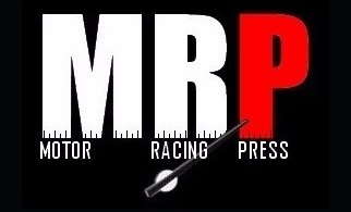 motor racing press logo
