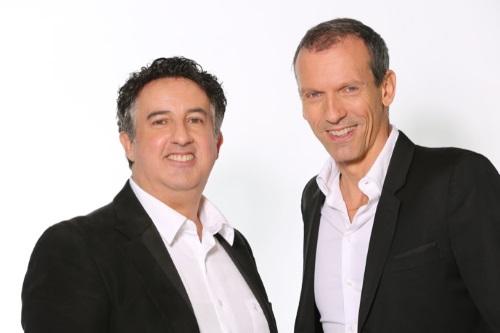 Philippe Chereau and Pat Angeli