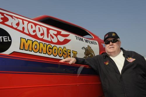 Tom the Mongoose McEwen