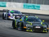 #7 Audi R8 LMS Andrew Kim / Adderly Fong