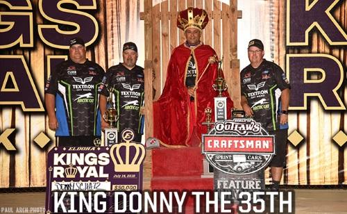 king donny