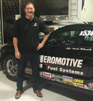 Johnson Barrick, Aeromotive Sales Manager