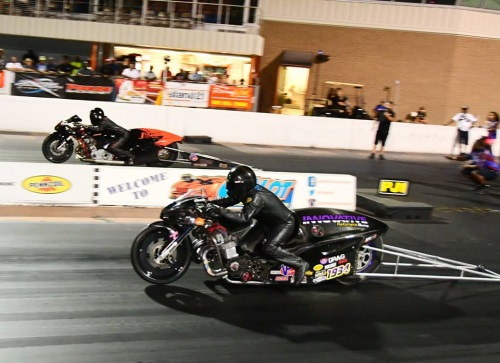 "Ronnie ""Pro Mod"" Smith"
