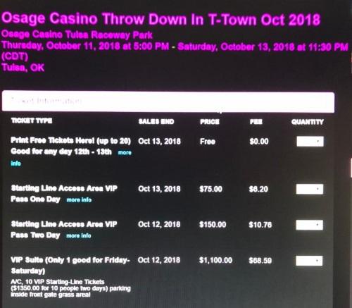 throwdown 3