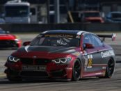 Classic BMW at Sebring in 2018