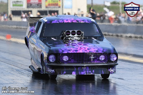 Funny Car Chaos 6