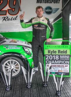 Kyle Reid champion 2018