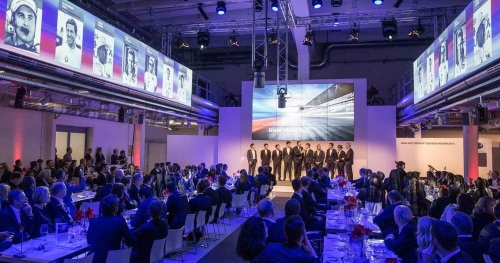 BMW Sport Awards. 2018