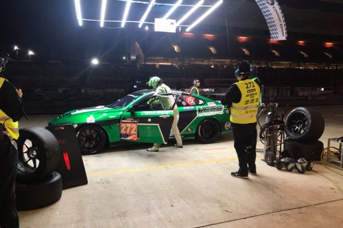 Pit stop at 24 Hour COTA