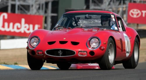 Tom Price Ferrari GTO 250