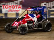 Christopher Bell Toyota Racing