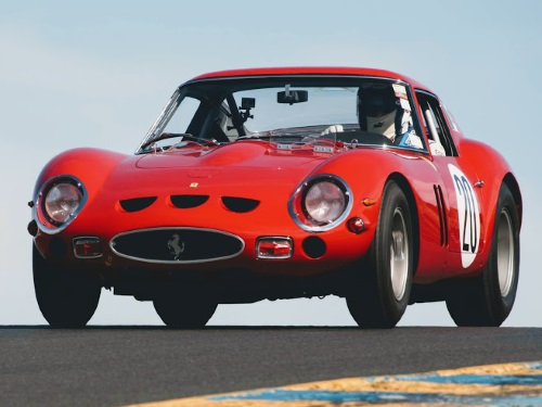 tom price ferrari gto
