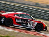 Burton GT4 Action