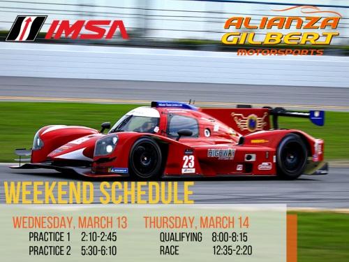 Alianza - Glibert Motorsports