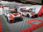 M1 GT racing