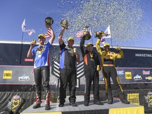 winners NHRA