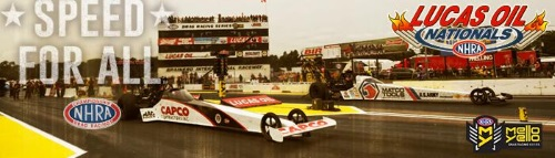 Pro Stock's Jason Line Looks to Change Luck at Home Track During Lucas Oil NHRA Nationals at Brainerd International Raceway