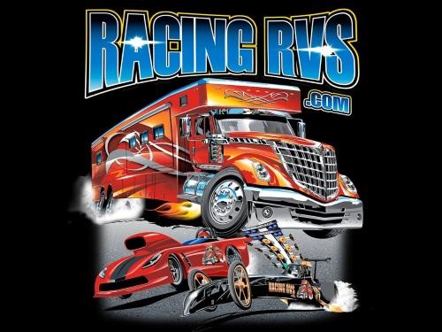 racing rvs
