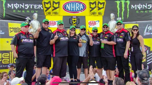 erica enders and crew
