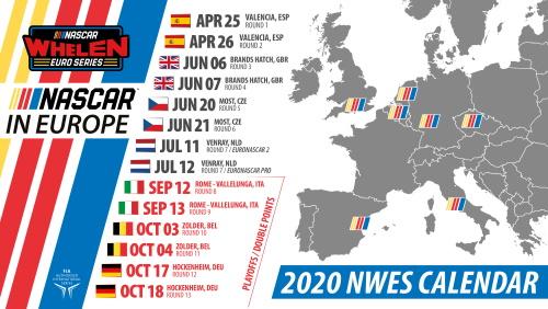 NWES Calendar 2020
