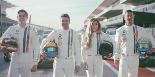 ST Racing drivers