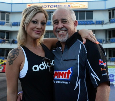 Keith Haney and Misty Hayes