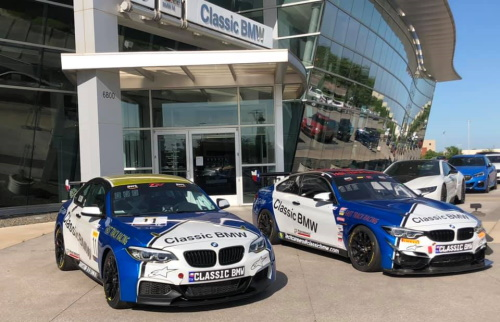 fast track at classic bmw