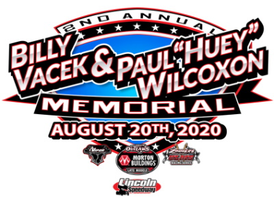 Billy Vacek / Huey Wilcoxon Memorial logo