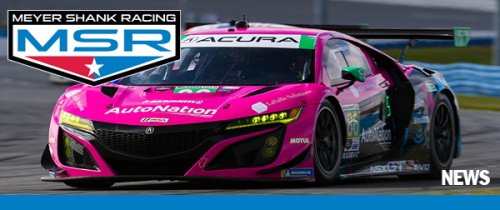 Meyer Shank Racing