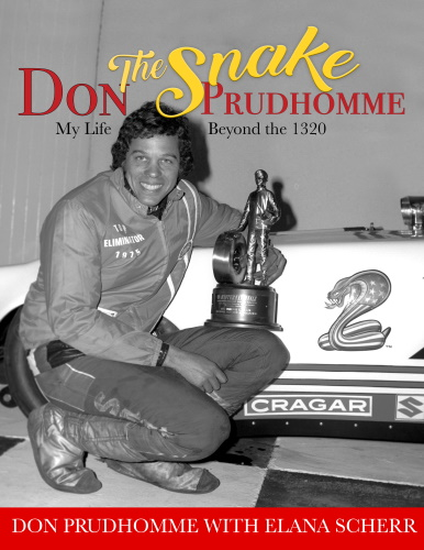 DON PRUDHOMME book