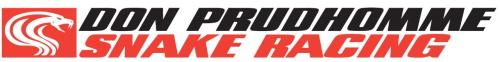 DON PRUDHOMME logo