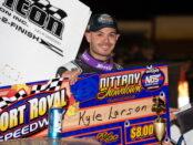 Kyle Larson thumb